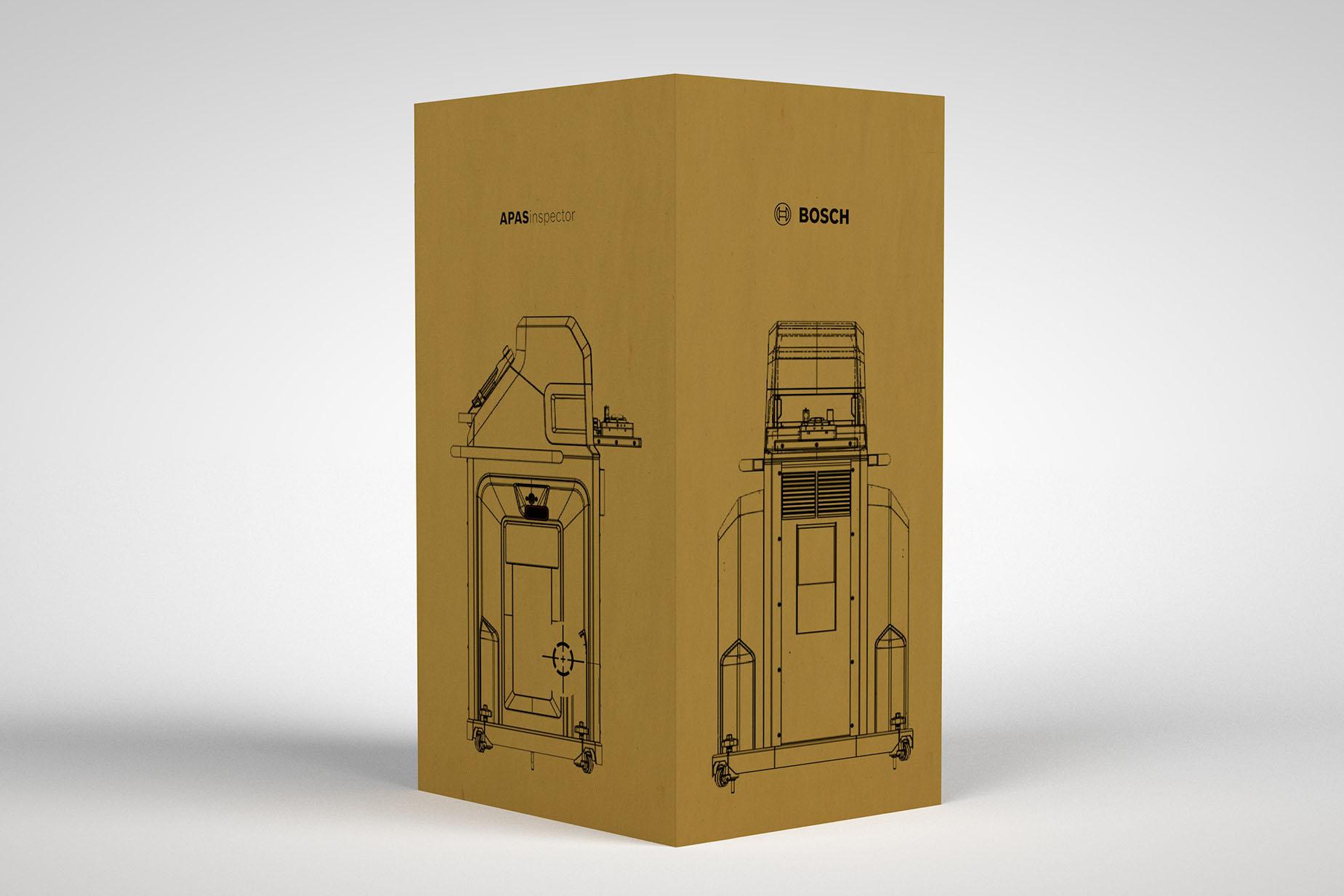 Bosch »APAS« Verpackung