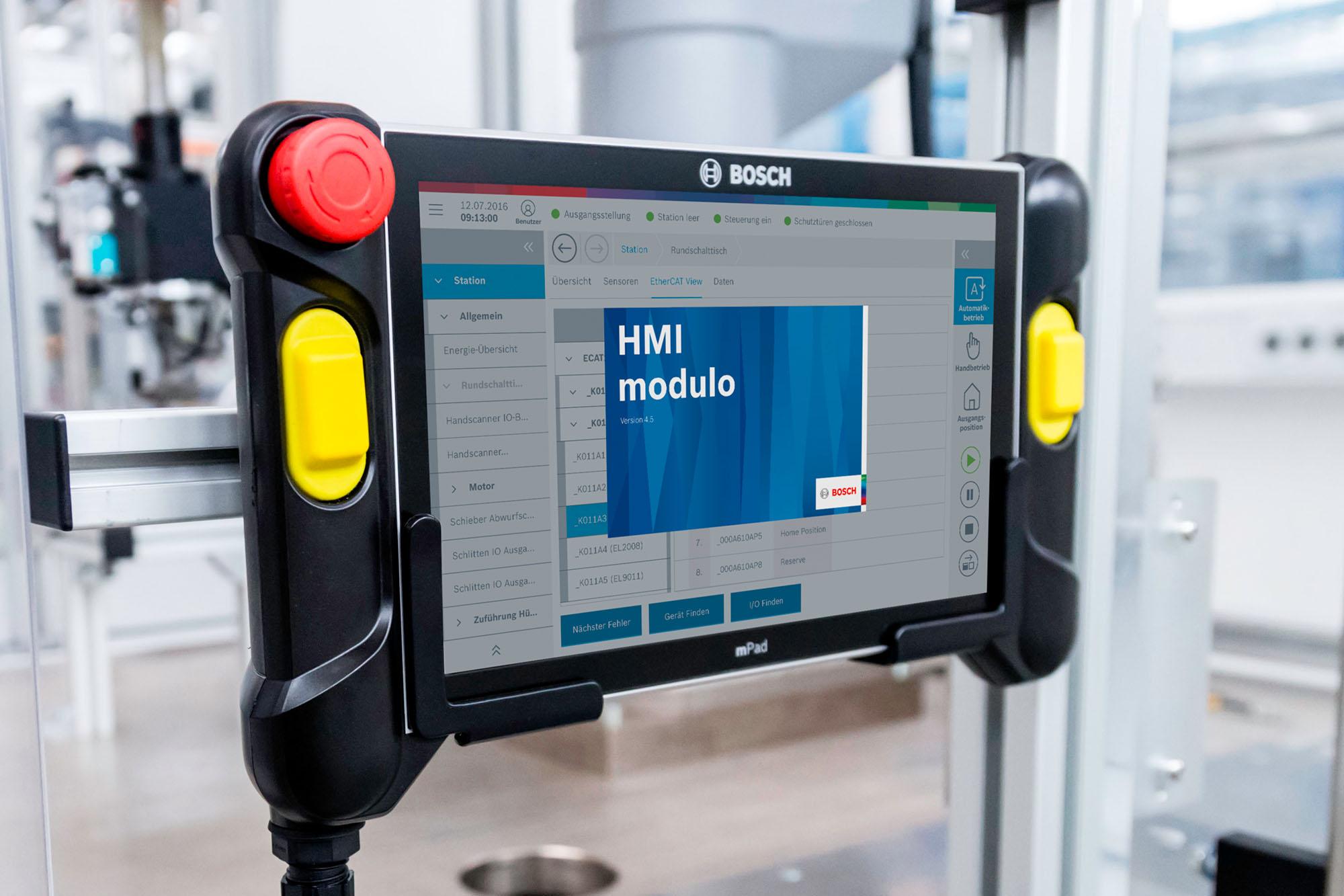Bosch »HMI Modulo«