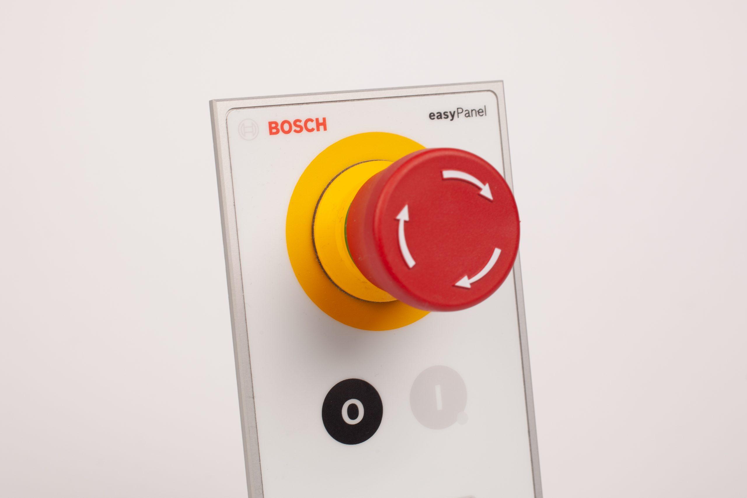 Bosch »easyPanel«